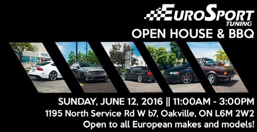 EuroSport Tuning Open House & BBQ Meet!
